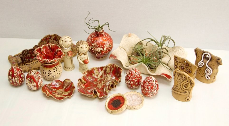 Dekorační keramika
